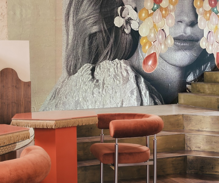 Sella Concept Whimsically Channels Sister Jane's Retro Glamour in the Fashion Brand's Notting Hill Townhouse