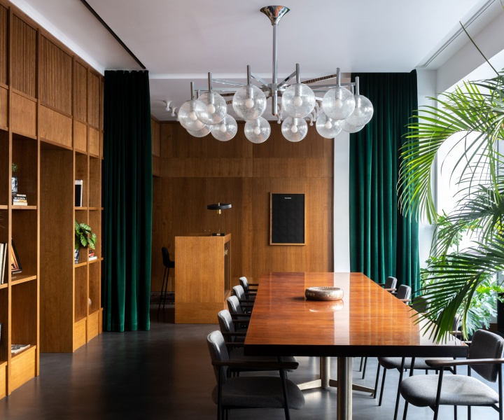 The Bureau Redefines Coworking Spaces through the French Art of Living