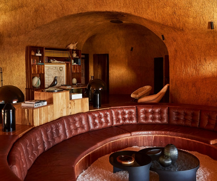 Porky Hefer Finds Inspiration in Bird Nests for his Immersive Desert Retreat in Namibia