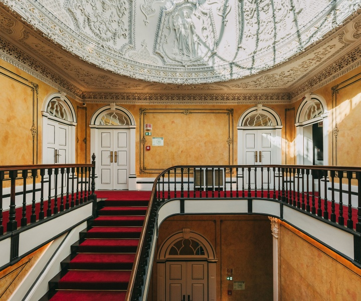 Porto's Torel Palace Hotel Pays Homage to Portugal's Literature with Opulent Sophistication