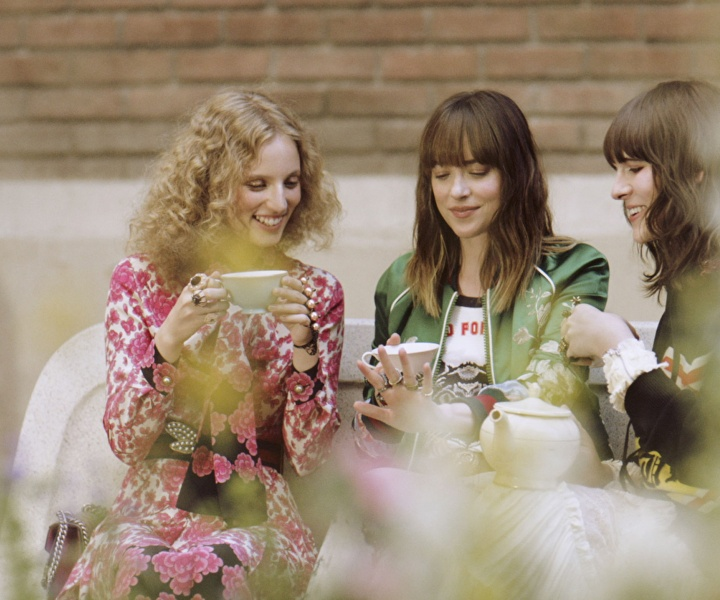 Inside A Scent-sational Garden: Petra Collins & Yatzer In Full Gucci Bloom