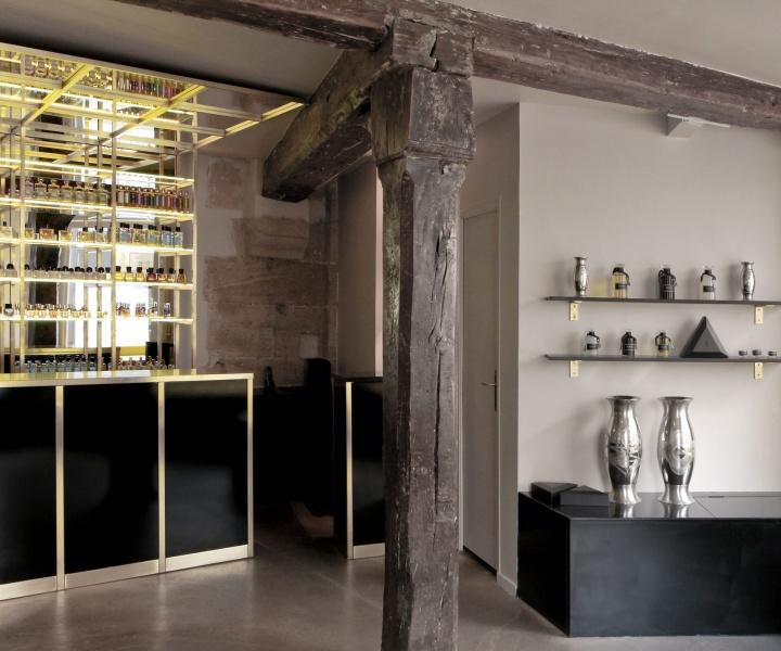 The Liquides Perfume Bar in Marais, Paris
