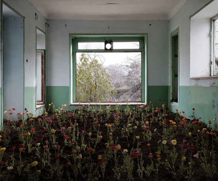 Home: Gohar Dashti's Photographic Elegy on Abandoned Houses
