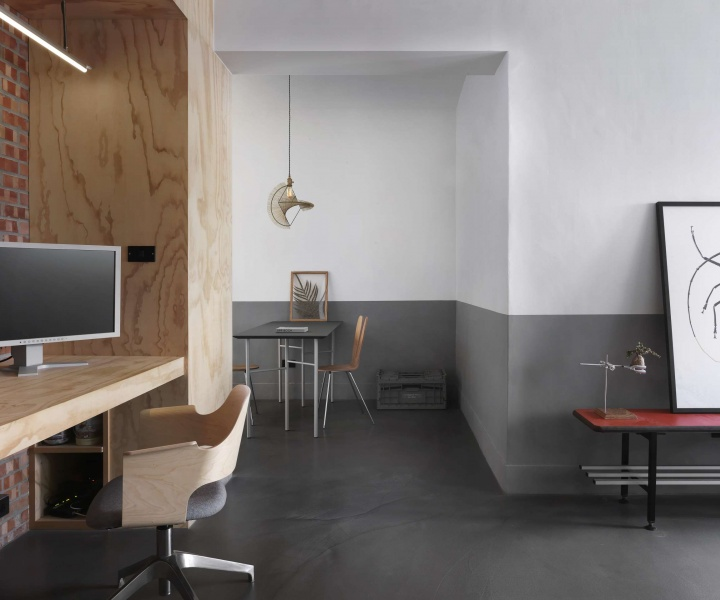 Weng's House: A Compact Apartment in Taiwan Does More with Less