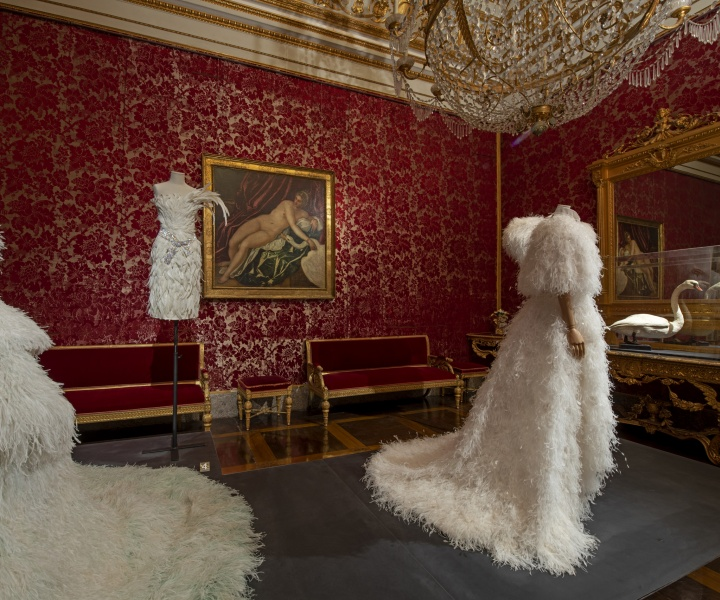 Where the Wild Things are: Animalia Fashion at Palazzo Pitti, Florence