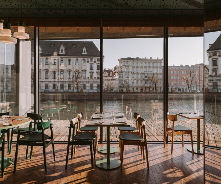BUCK.STUDIO Brings a Taste of Portugal to Wrocław with MARTIM Restaurant