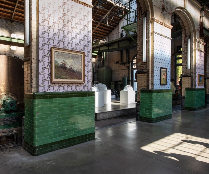 """""""Focus Kazakhstan: Post-nomadic Mind"""" at Wapping Hydraulic Power Station"""
