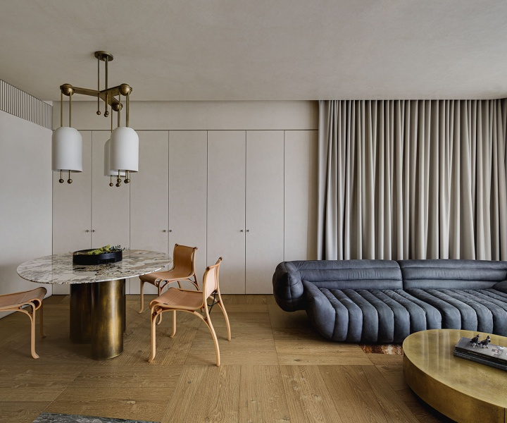 The Imperfect Residence: An Apartment in Hong Kong Embraces the Beauty of Imperfection