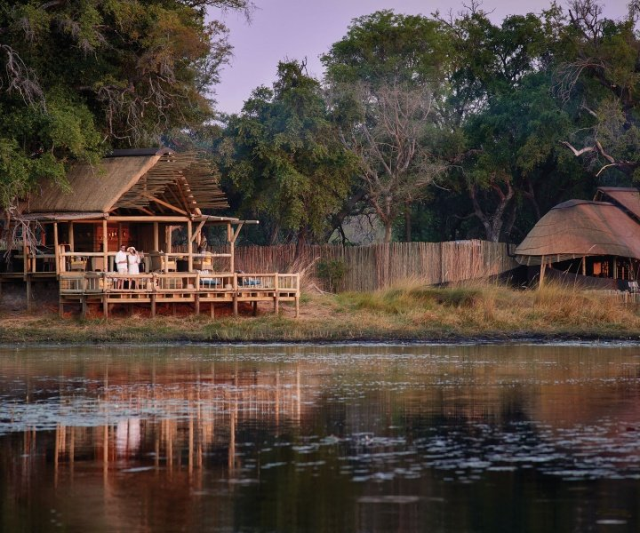 Savannah Revisited: The Belmond Eagle Island Lodge in Botswana