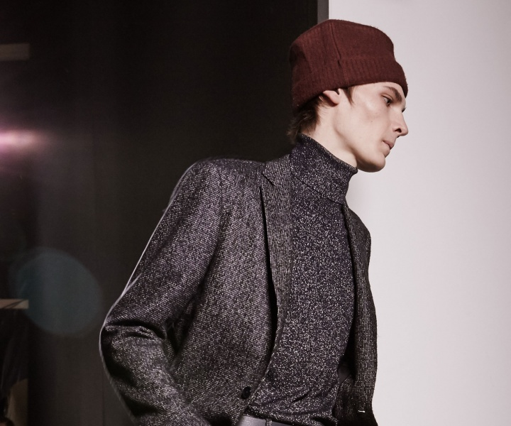 Pal Zileri FW16 / Sartorial Expertise Meets Graphic Modernity