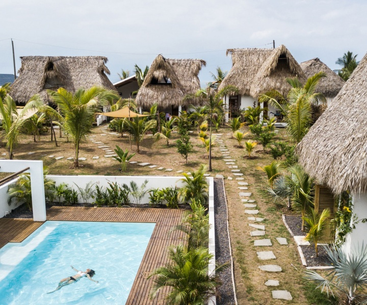 Swell: A Surfing Resort in Guatemala Marries Vernacular Charm with Contemporary Comforts