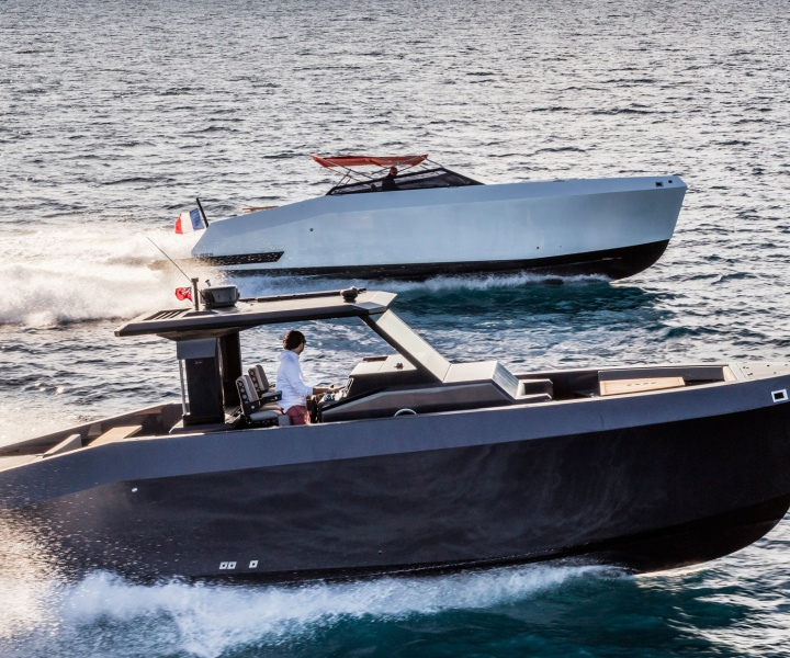 State of the Art Engineering meets Hand-Crafted Luxury in Mazu Yachts