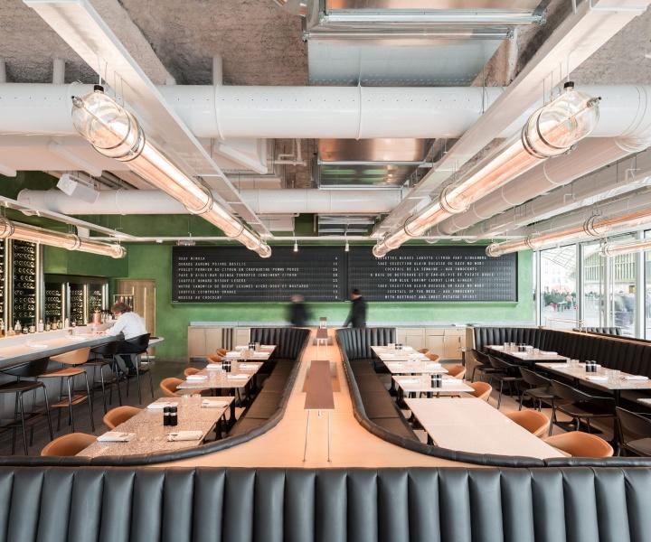 Brasserie Champeaux: A Contemporary Brasserie by Alain Ducasse