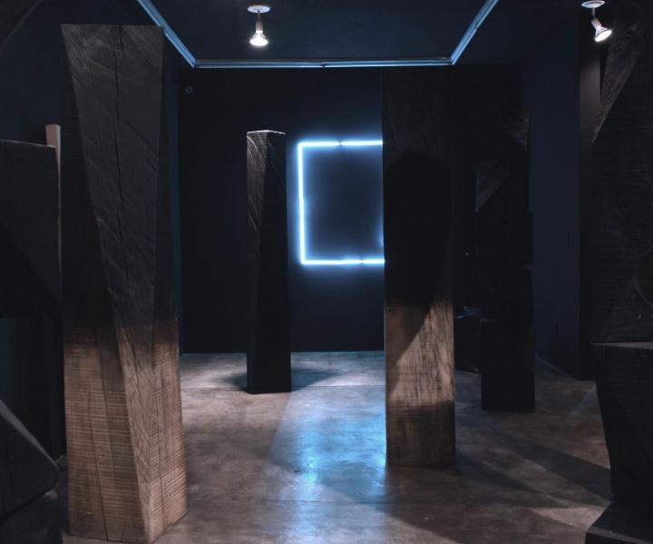 The Mystical Light of Aldo Chaparro Shines at Amastan, Paris