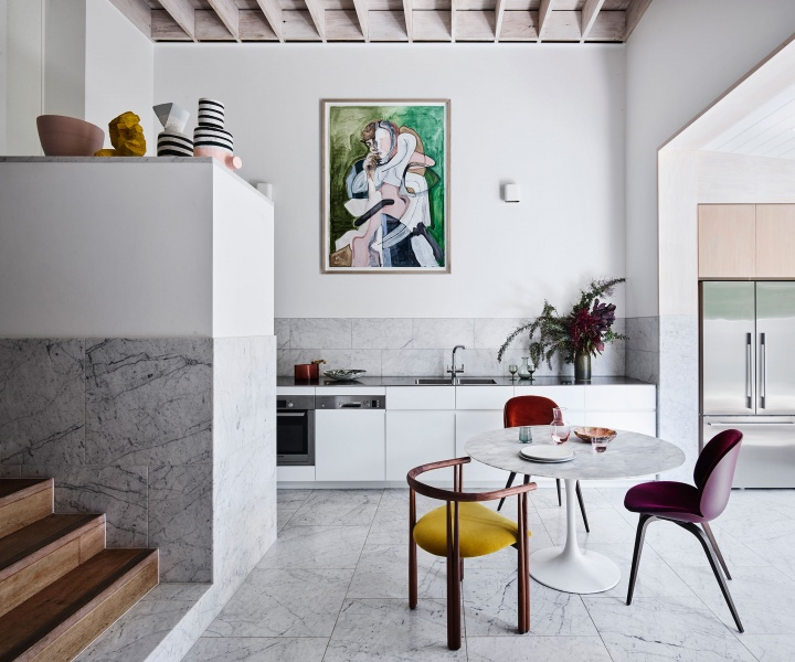 Alexander & Co. Give a Masterclass in Architectural Design with Bondi Junction House