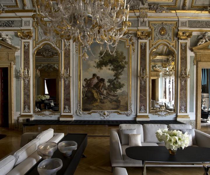 Aman Canale Grande Hotel, Venice, Italy