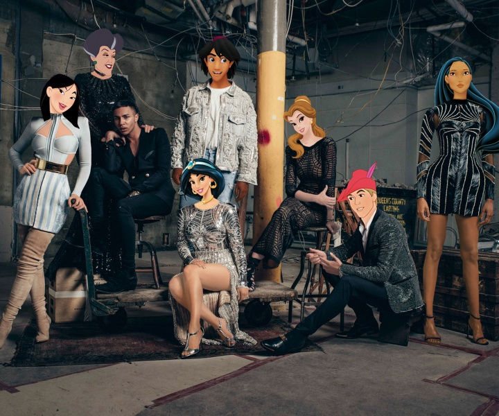 High Fashion Meets Disney: The Animated Reality of Gregory Masouras