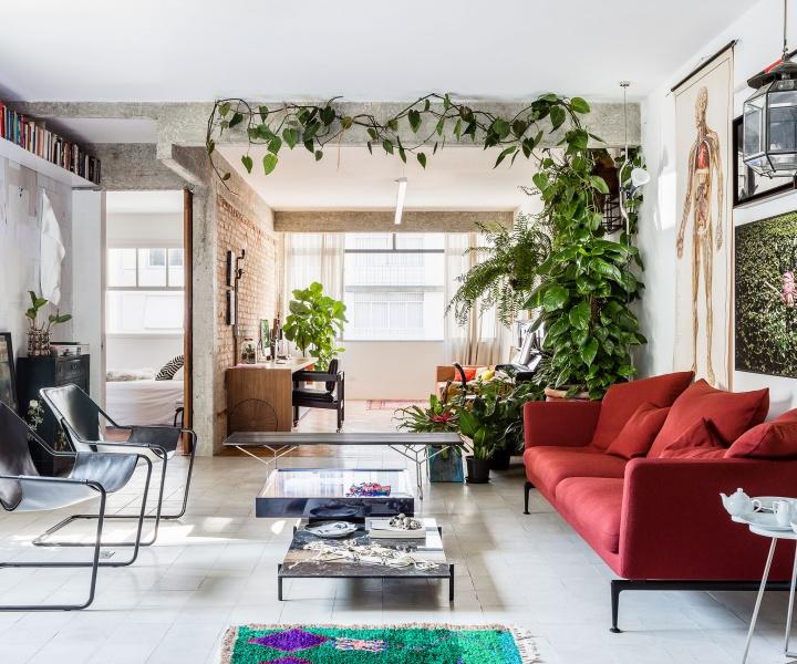 Apartamento João, an Open-Spaced Narrative