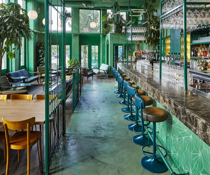 Green Lung: Bar Botanique Spruces up Amsterdam East