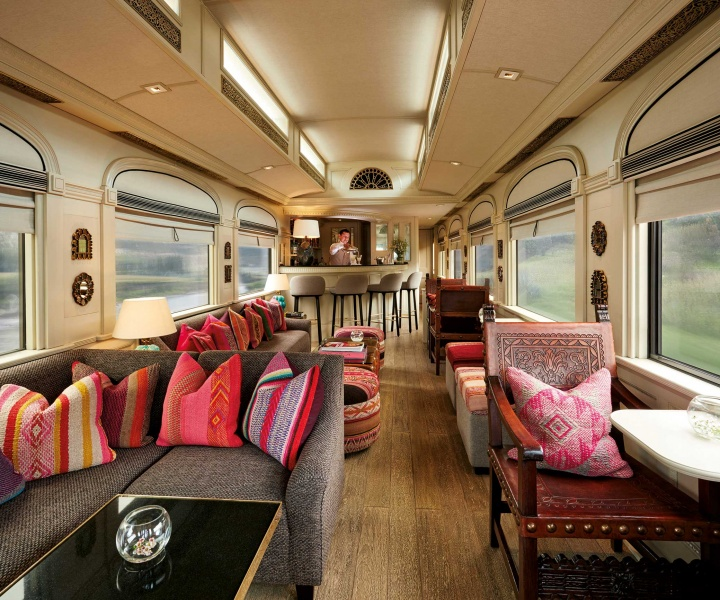 A Train with a Luxurious Story to Tell: the Belmond Andean Explorer by MUZA Lab