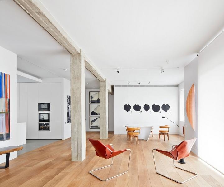 Casa H71 by Lucas y Hernández-Gil in Madrid