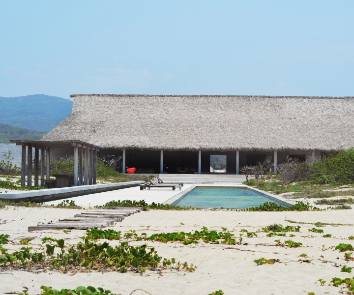 Oceanfront Inspiration: Casa Wabi Foundation by Tadao Ando
