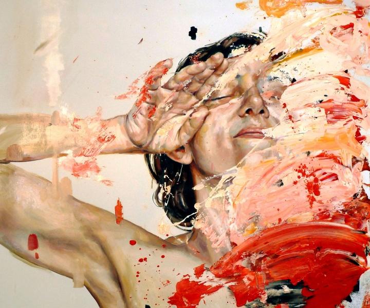 A Fleeting Balance: the Painting of César Biojo