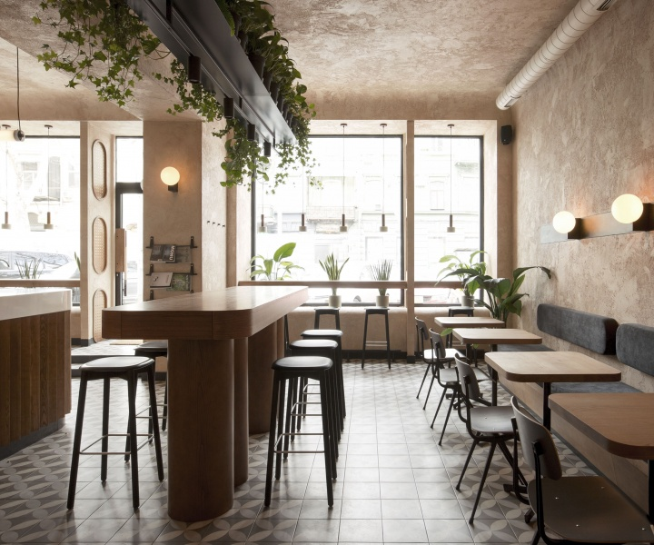 'Daily' Injects Odessa's Coffee Culture with Stylistic Finesse