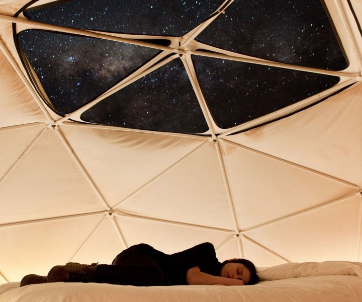 Stargazing At The Elqui Domos Hotel In Chile