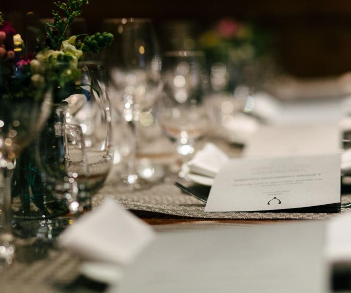 EMBRACE: A Delectable Philanthropic Event That Connects Gastronomic Cultures by Greek Chef Ari Vezené