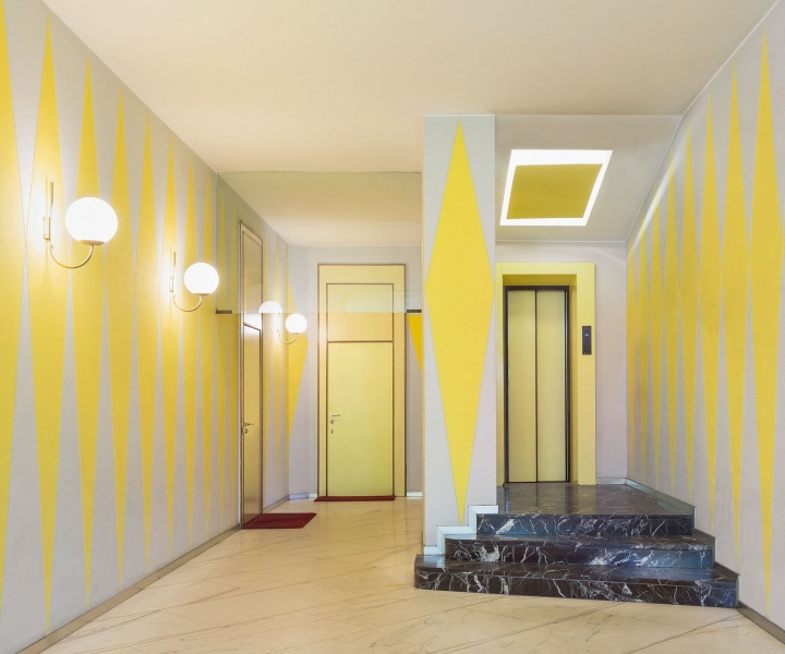 Making an Entrance: A Visual Tour of Milan's Splendid Entryways by Karl Kolbitz