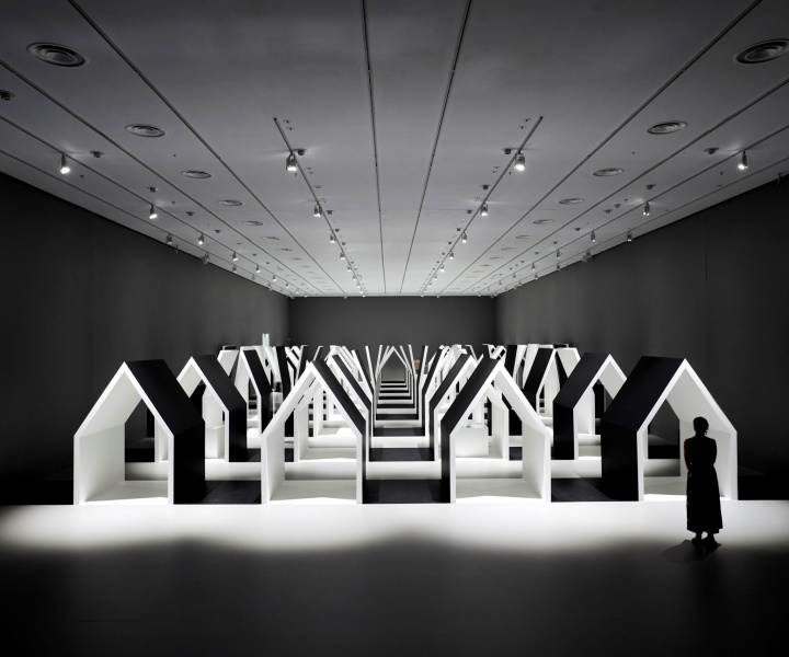 "Immerse Yourself Between Two Worlds: ""Escher x nendo"" in Melbourne's NGV"