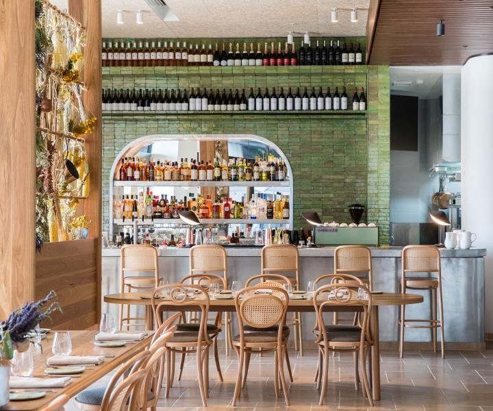Traditional Provence Meets Contemporary Australia in Sydney's Été Restaurant