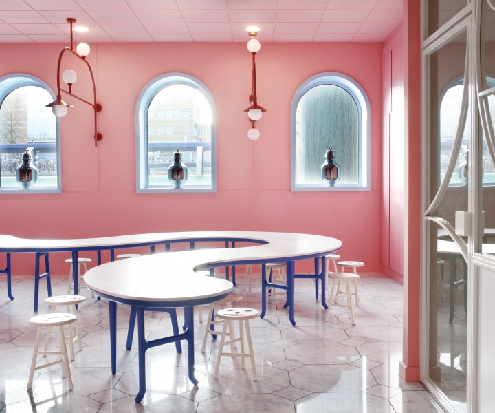 Hands on Art: Jaime Hayon Designs New 'Discovery Space' at the Groninger Museum