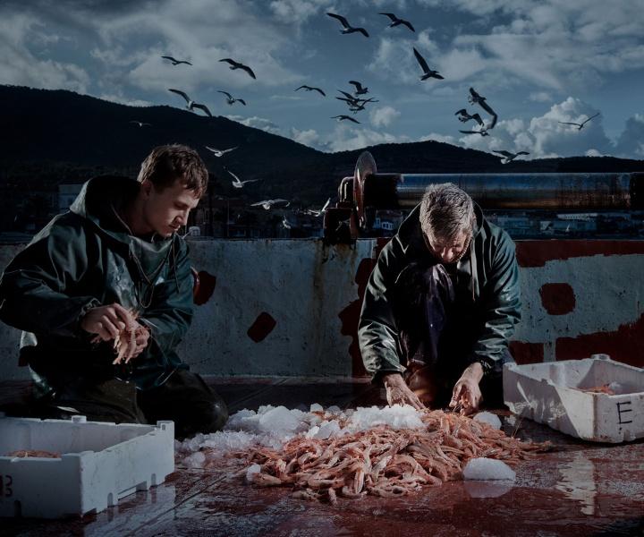 Fisherman's Blues by Dimitris Poupalos