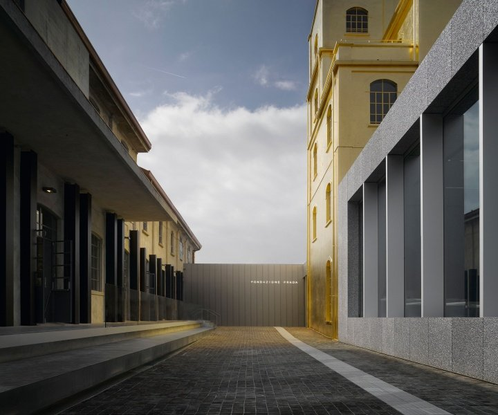 The Fondazione Prada in Milan: OMA Architect Federico Pompignoli Talks to Yatzer