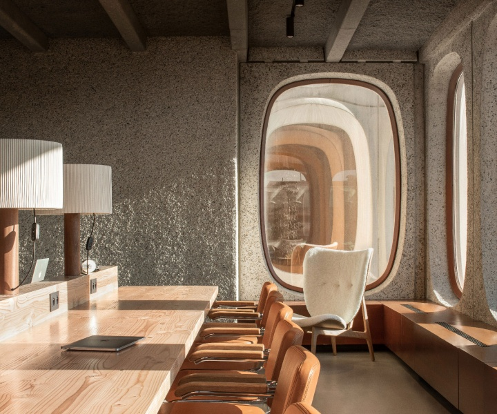 New Professionalism: Fosbury & Sons' Shared Office Space in Boitsfort, Belgium