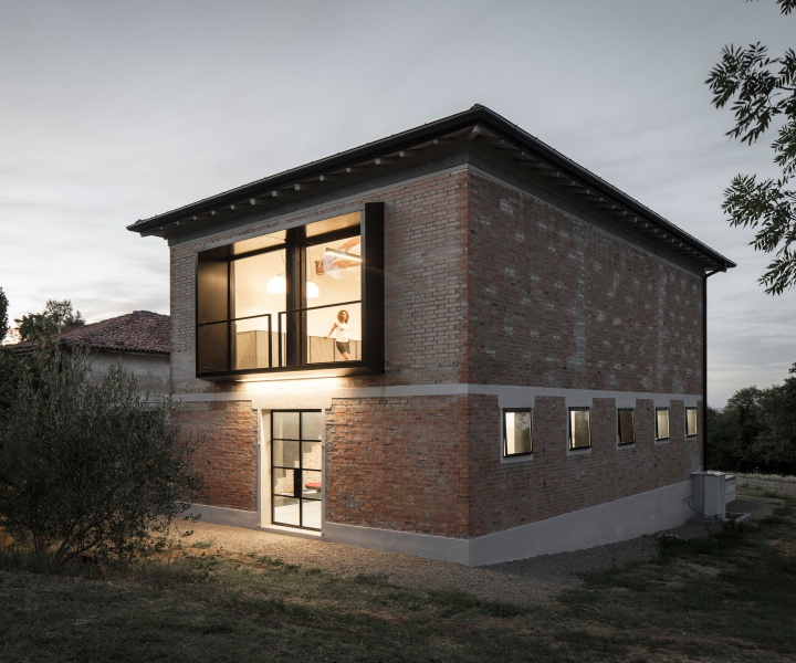 Back to Basics: Francesca Pasquali's Rural Studio by Ciclostile Architettura