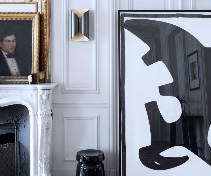 The House Of Patrick Gilles & Dorothée Boissier In Paris