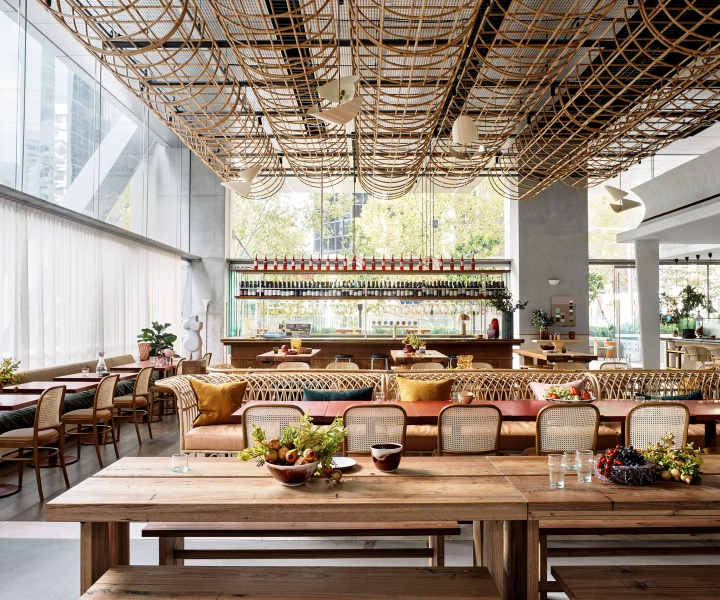 Sydney's Glorietta Restaurant Evokes the Charm of the Italian Countryside