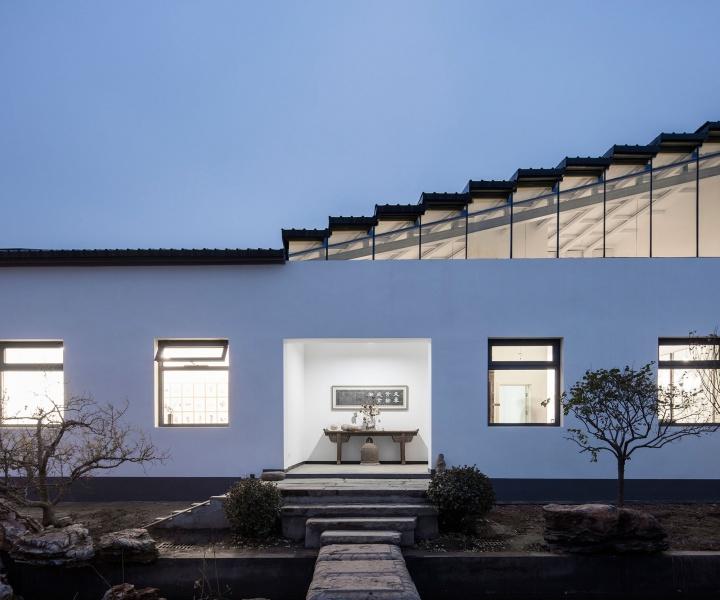 An Art Studio of Juxtapositions by Office PROJECT in Suburban Beijing