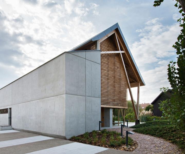 At Home in Alsace: Hôtel des Berges' Spa des Saules Designed by Jouin Manku