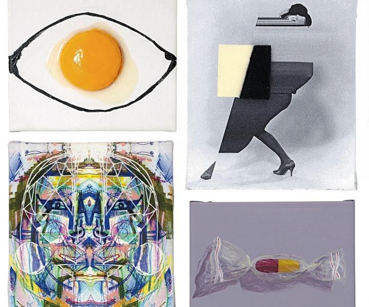 A World of Art: Greek Artists in Luciano Benetton's Imago Mundi Project