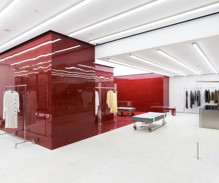 The Conceptual Boldness of IMMI's Shanghai Flagship Store