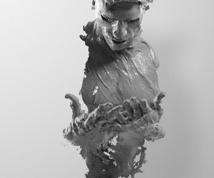 Julián Cánovas-Yañez Sculpts Himself To Life Through The Lens Of Alejandro Maestre