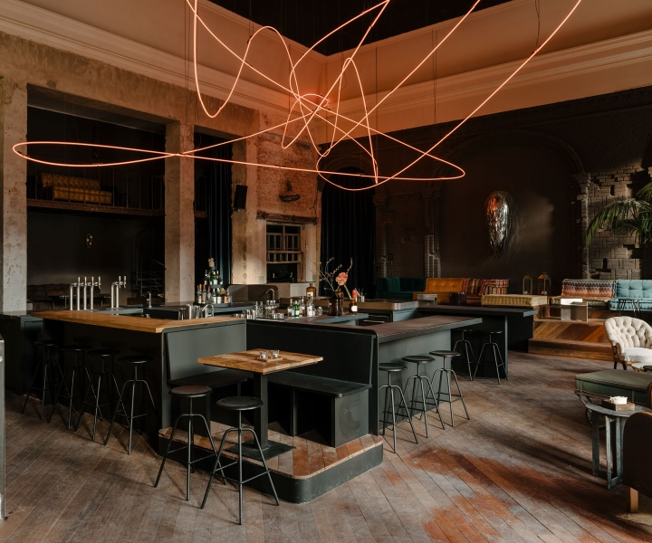 Gastronomy, Mixology and Art Meet in Berlin's KINK Bar & Restaurant