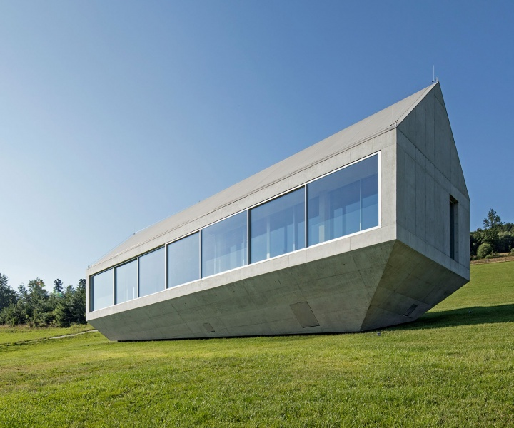 A Thoroughly Modern Ark by Robert Konieczny KWK Promes in Poland