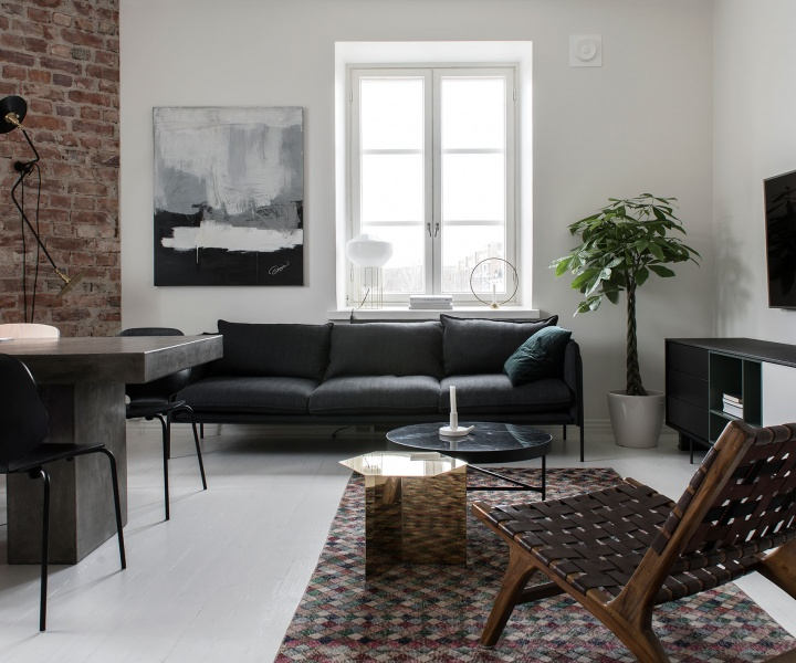 Simply Great: an Apartment in Helsinki by Laura Seppänen
