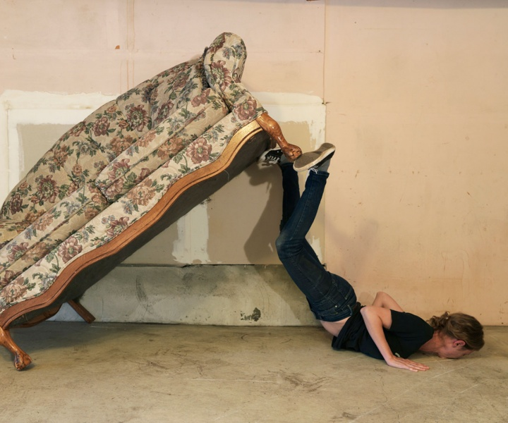 How Making Breakfast Is Like Rolling a Boulder up a Hill for Artist Lee Materazzi