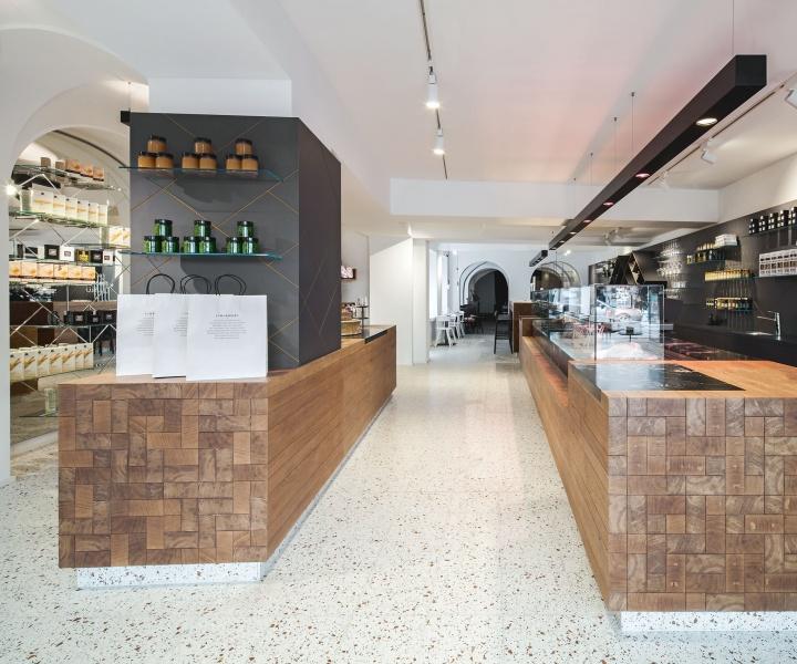 Lingenhel: a New Urban Gourmet Boutique for Vienna